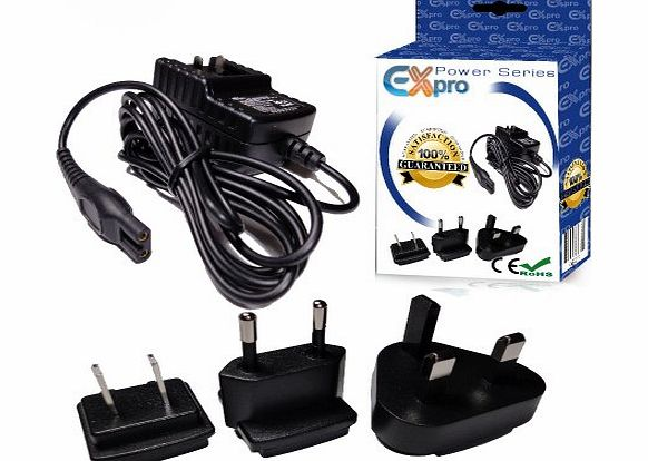 Ex-Pro Phillips Shaver Worldwide Power Adapter HQ Series [See description for Models]